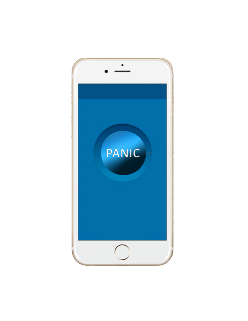 Panic Button at our student accommodation in durban