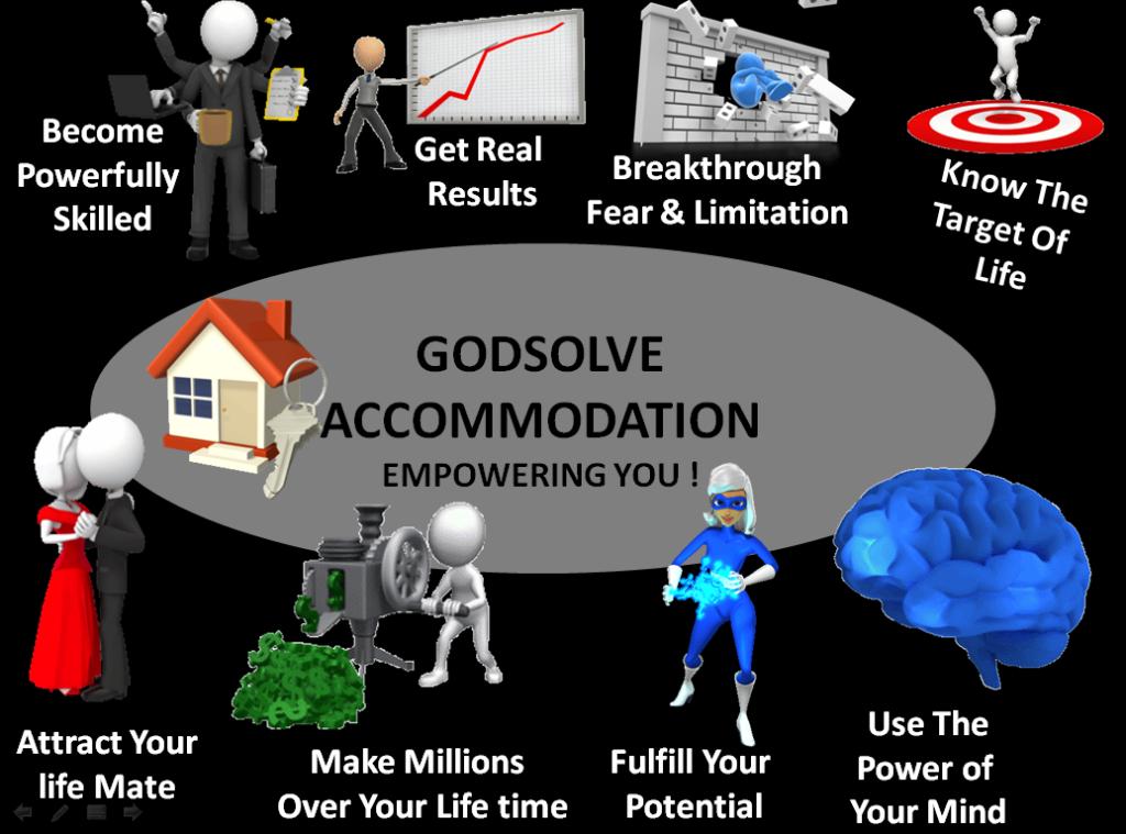 Godsolve Student Accommodation in Durban with Durban Lifecoach Richard Daguiar